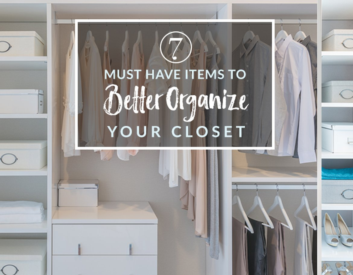 Weu0027ve All Seen Those Pinterest Worthy Images Of Neatly Organized Closets  With Racks Upon Racks Of Crisp, Clean Shirts And Folded Sweaters, All  Properly ...