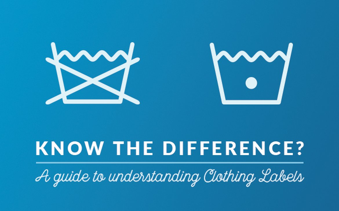 Know The Difference A Guide To Understanding Clothing Labels