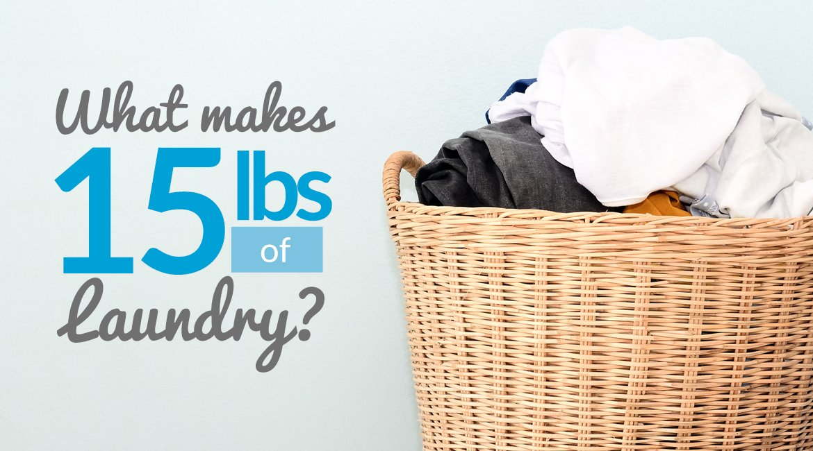 What Makes 15 Lbs Of Laundry