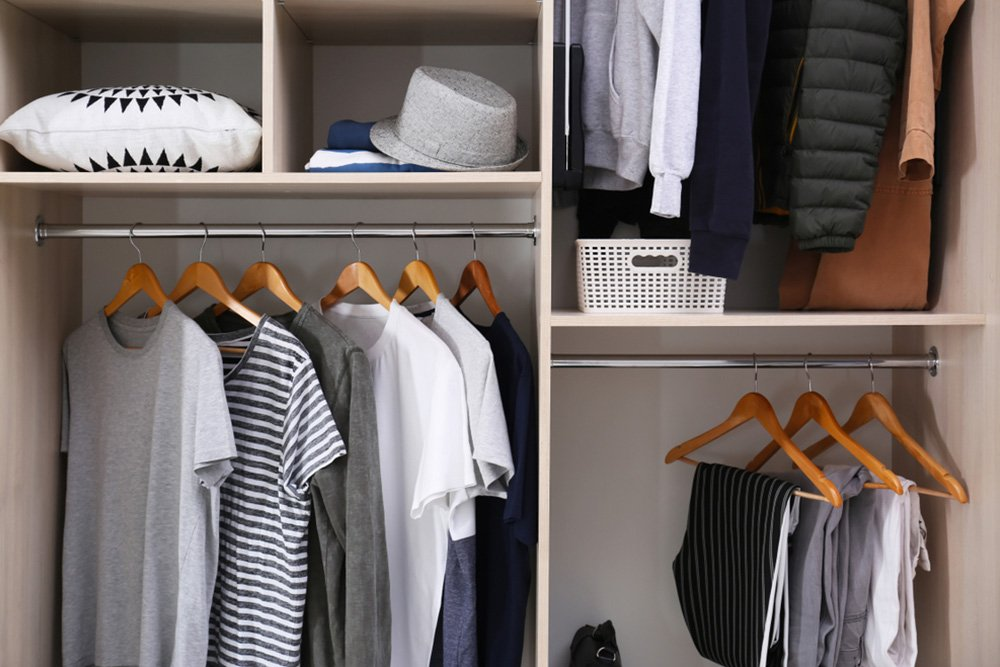 Closet Hacks: How To Properly Store Your Clothes