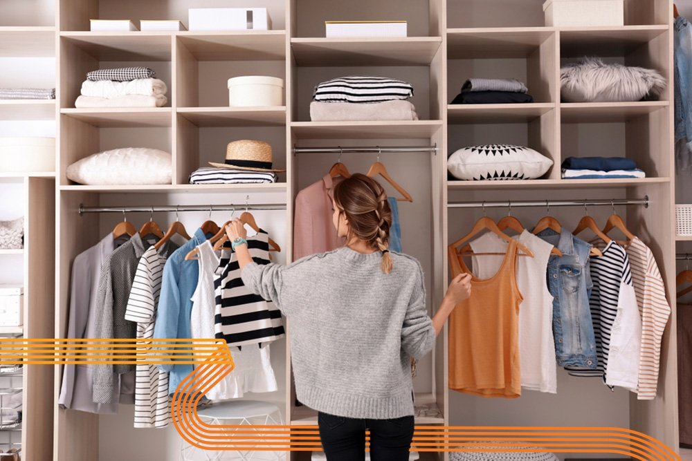 c6a2f16d62d Closet Hacks  How to properly store your clothes
